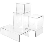 Clear Acrylic Riser Sets