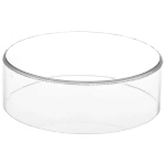Clear Acrylic Cylinder Display Risers