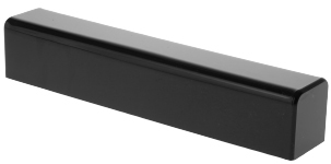 Black Acrylic Rectangular Display Bases