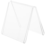 A-Frame Acrylic Sign Displays