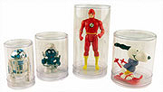 Plymor Plastic Action Figure Tubes