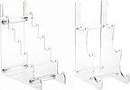 Acrylic Multi-Tiered Easels