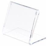 Angled Acrylic Sign Displays / Document Holders