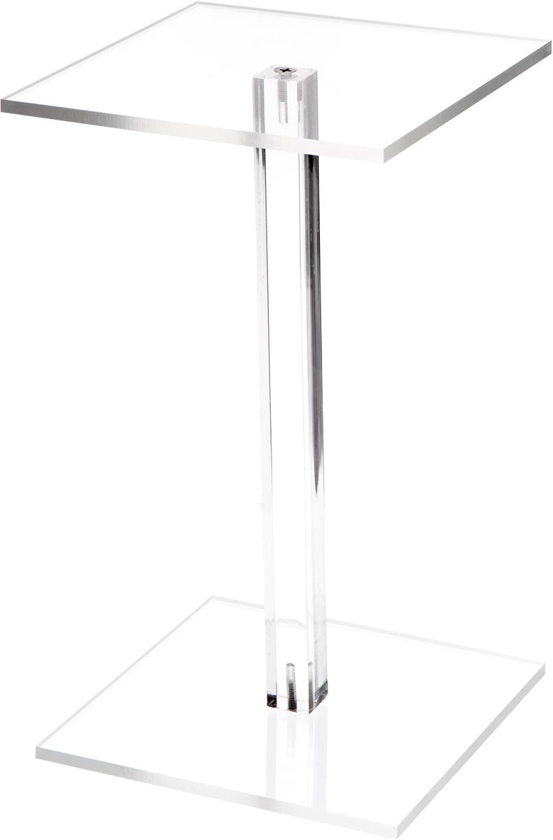 Square Barbell Pedestal Riser 10.5
