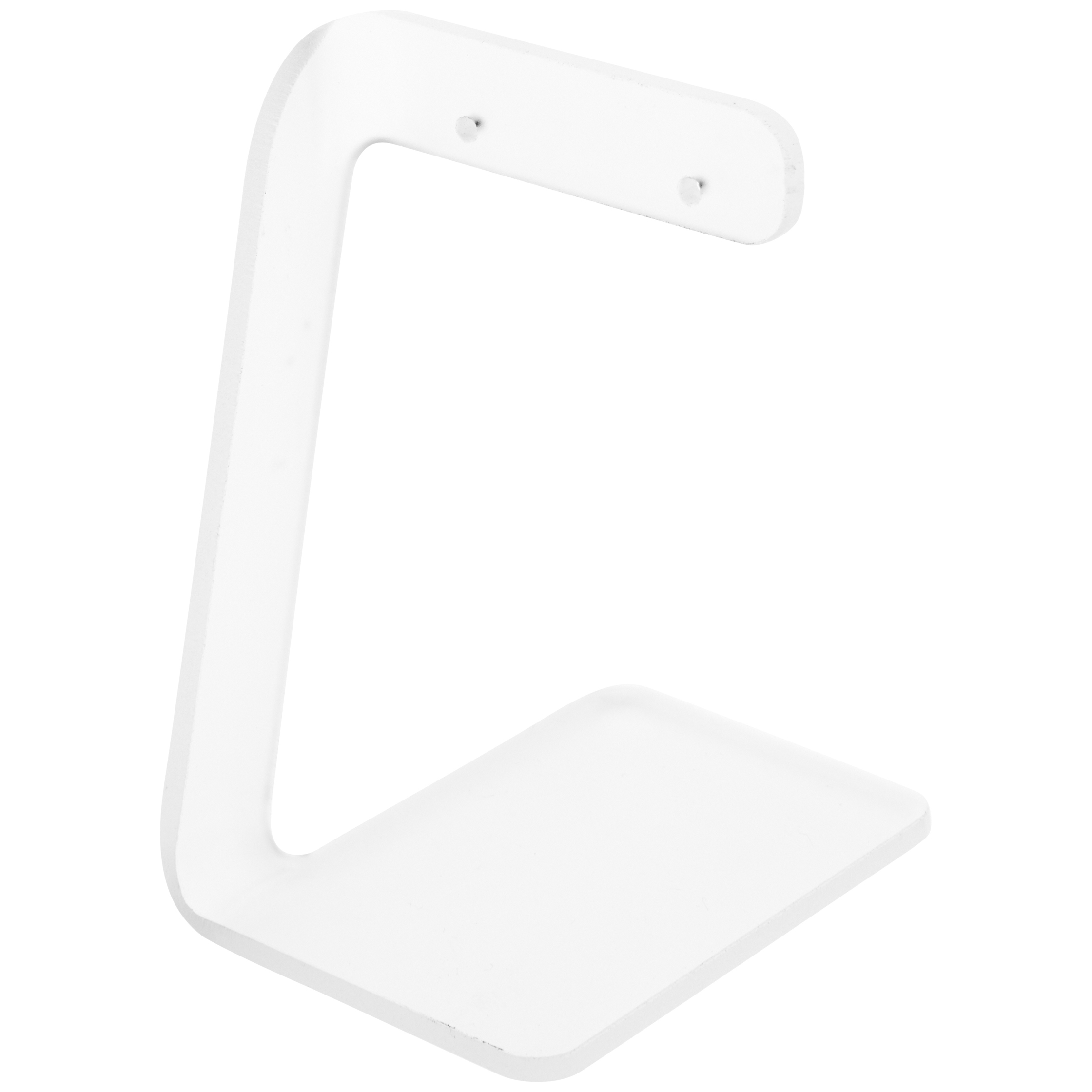 """Angled 3/"""" W x 5/"""" H 2 Pack Plymor Clear Acrylic Sign//Literature Holder"""